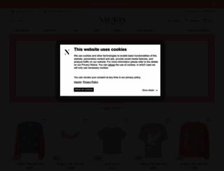 nickis.com screenshot