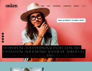 nickonken.com screenshot