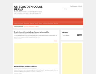 nicolaeprava.blogspot.ro screenshot