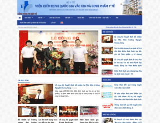 nicvb.org.vn screenshot