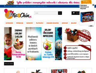 niczchin.pl screenshot