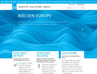 nielseninsights.eu screenshot