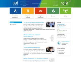 nietfeld.com screenshot