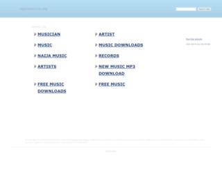 nigerianmusic.org screenshot