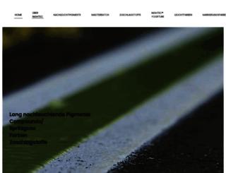 nightec.de screenshot