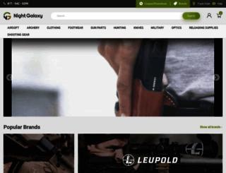 nightgalaxy.com screenshot