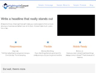 nightingale.hs-sites.com screenshot