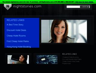 nightstories.com screenshot