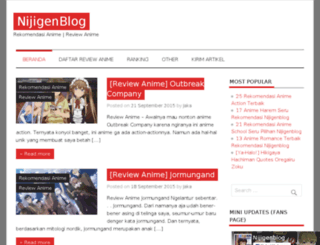 nijigenblog.com screenshot