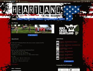 nikeheartland.runnerspace.com screenshot
