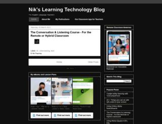 nikpeachey.blogspot.in screenshot