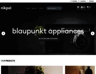 nikpol.com.au screenshot