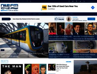 nilefmonline.com screenshot