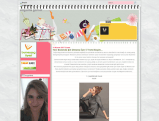 nilguncetin.blogspot.com screenshot