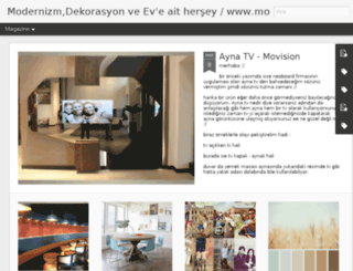 niluferdurna.com screenshot