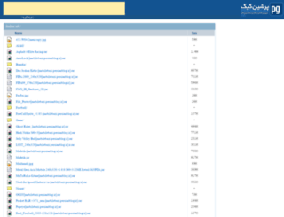 nimanzr.persiangig.com screenshot