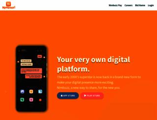 nimbuzz.com screenshot