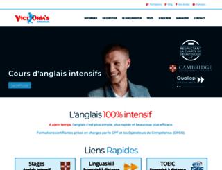 nimes.victorias.fr screenshot