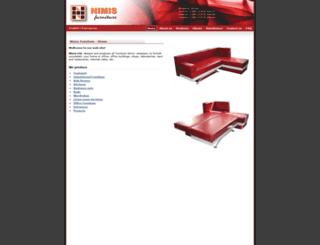 nimismebel.com screenshot
