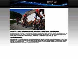 nine-9s.com screenshot