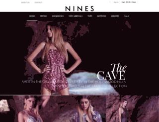 ninesnew.wpengine.com screenshot