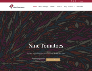 ninetomatoes.com screenshot