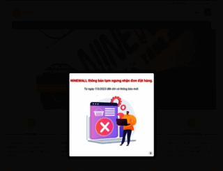 ninewall.com screenshot