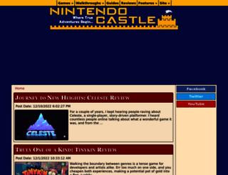 nintendocastle.com screenshot