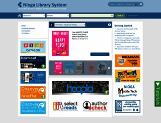 nioga.org screenshot
