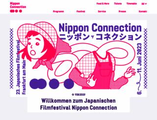 nipponconnection.com screenshot