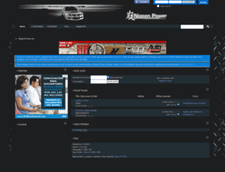 nipponpower.com.mx screenshot