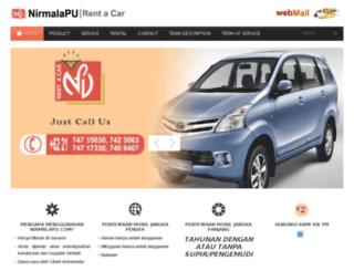 nirmalapu.com screenshot