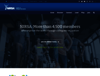 nirsa.org screenshot