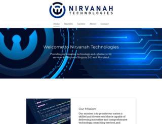 nirvanah.com screenshot