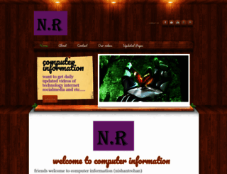 nishantrohan.weebly.com screenshot
