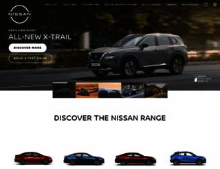nissan-almasaoodautomobiles.com screenshot