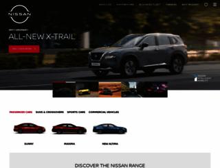 nissan-me.com screenshot