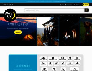 niteize.com screenshot