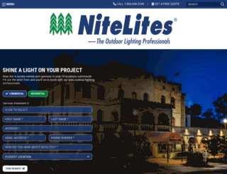 nitelites.com screenshot