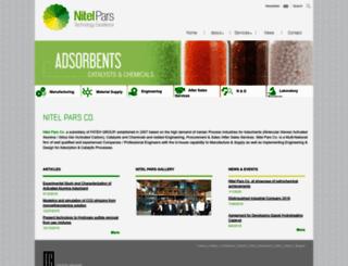nitelpars.com screenshot