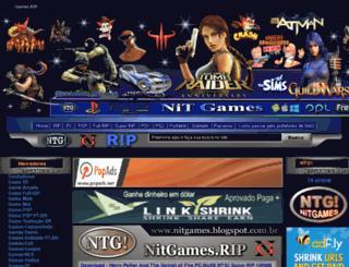 nitgames.blogspot.com.br screenshot