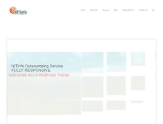 nitinfo.com screenshot