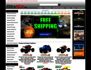 nitrorcx.com screenshot