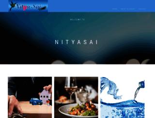 nityasai.com screenshot