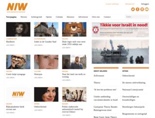 niw.nl screenshot