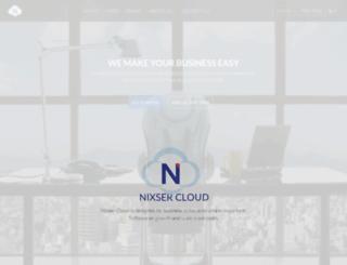 nixsercloud.com screenshot