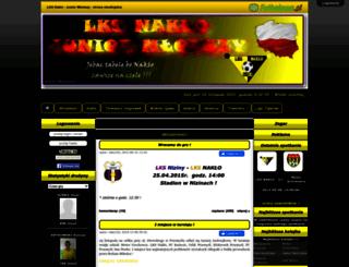 nkalo0.futbolowo.pl screenshot