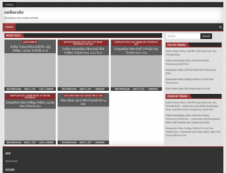 nkjm.info screenshot