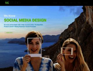 nkstudio.com screenshot