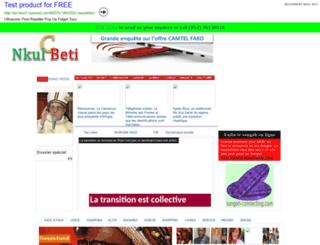 nkul-beti-camer.com screenshot